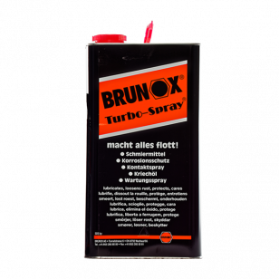 BRUNOX Turbo Spray ® канистра 5 L